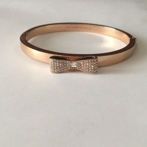 Authentic Kate Spade bow bracelet